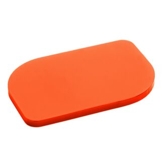 Orange Acrylic Sheet