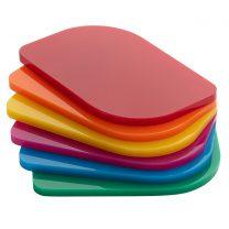 Coloured Gloss Acrylic Sheets