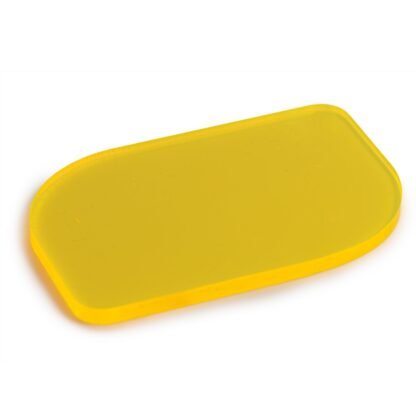 Fluorescent Yellow Acrylic Sheet
