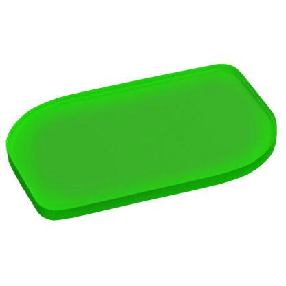 Acrylic sheet plastics cut to size | Fluorescent Traffic Light Green Acrylic Sheet