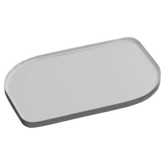 Metallic Silver Acrylic Sheet