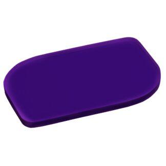 Tinted Purple Acrylic Sheet Sample