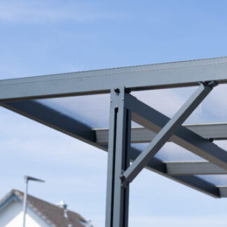 Acrylic Carport Roofing