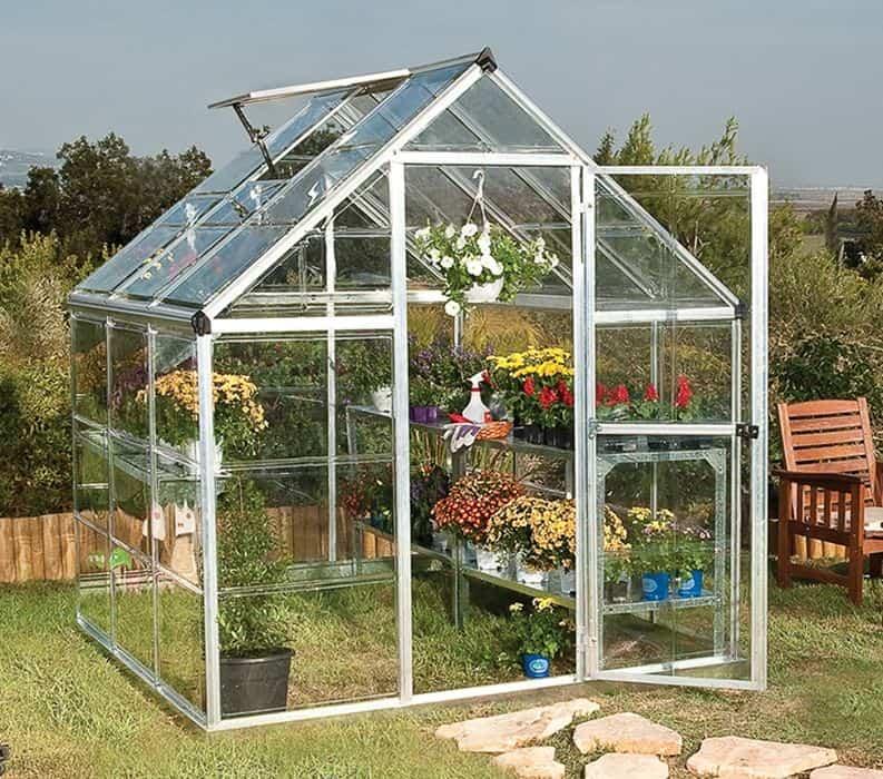 Acrylic Greenhouse Glazing Roofing