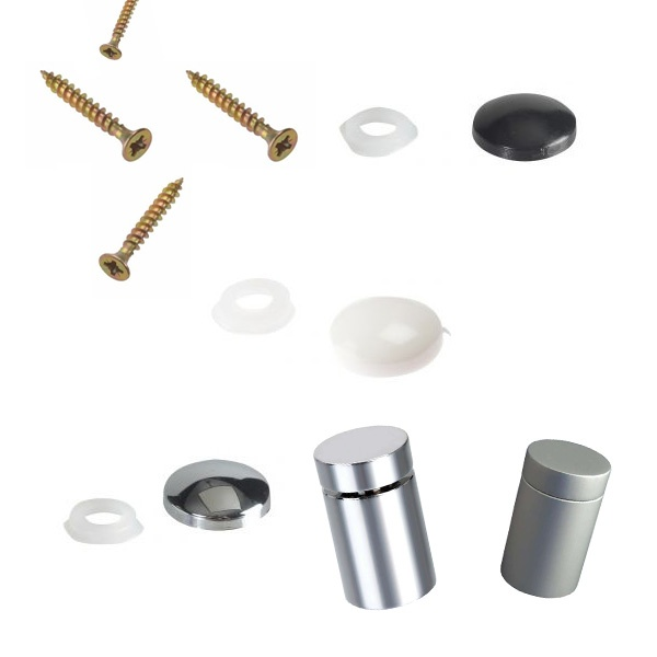 Fixtures & Fittings For Acrylic Sheets