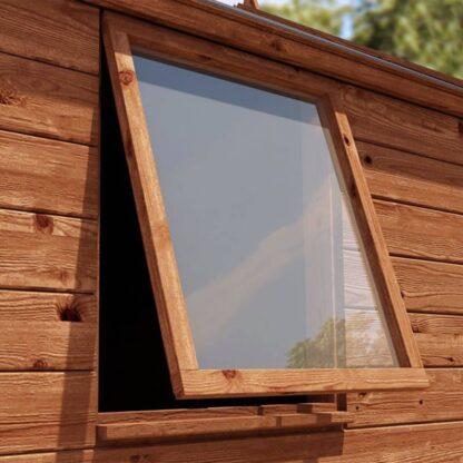 Acrylic Garden Shed Windows
