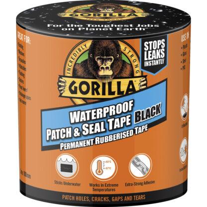 Acrylic sheet plastics cut to size   Black Gorilla Tape